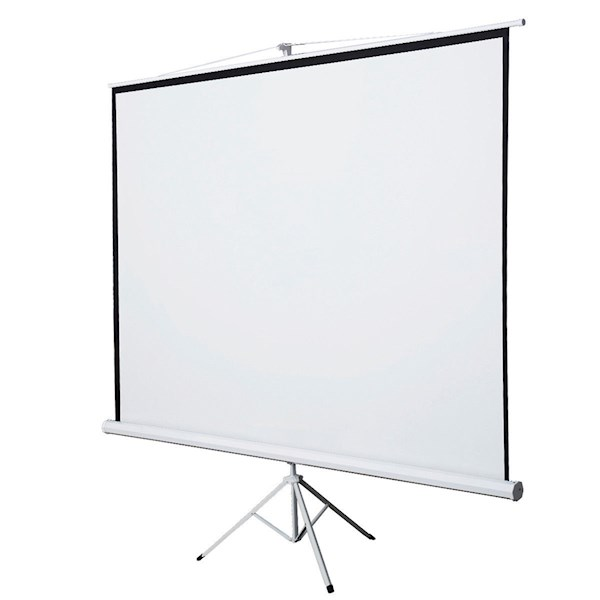 ALLSCREEN Tripod projection screen 200X200CM HD Fabric CTP-8080